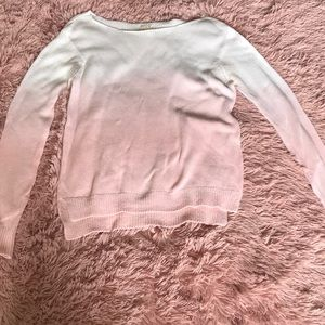 Ombré Sweater